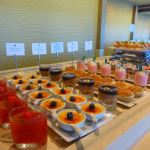 Sweet Treats on Crystal Symphony