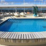 Swimming Pool On Crystal Symphony