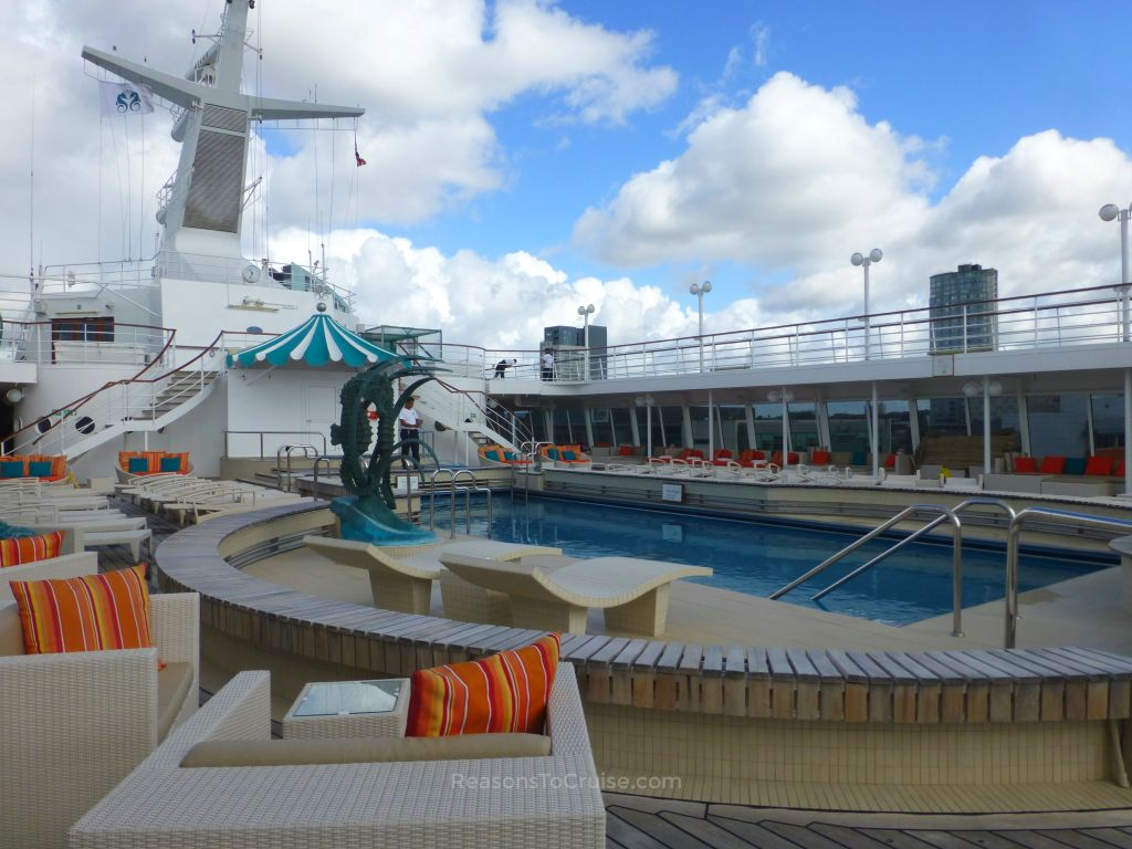 Crystal Symphony Cruise Ship Review Reasons To Cruise - Symphony cruise ship south africa
