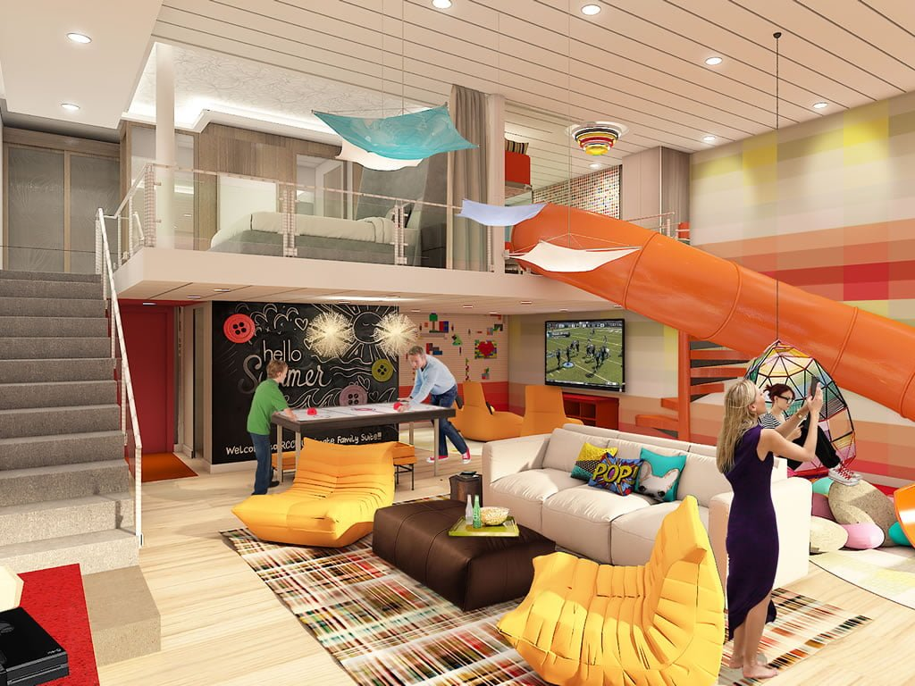 Ultimate Family Suite on Symphony of the Seas