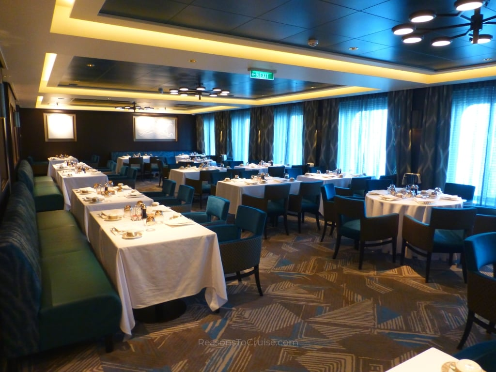 Taste Main Dining Room on Norwegian Bliss
