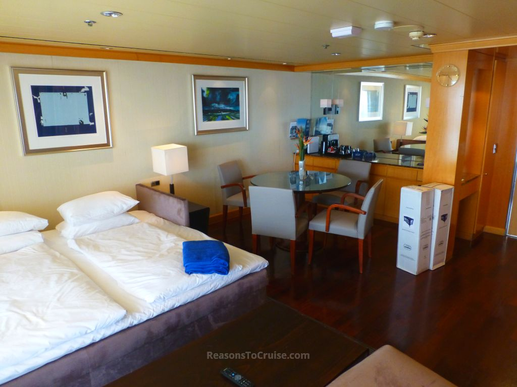 Premier Executive Suite on Marella Explorer