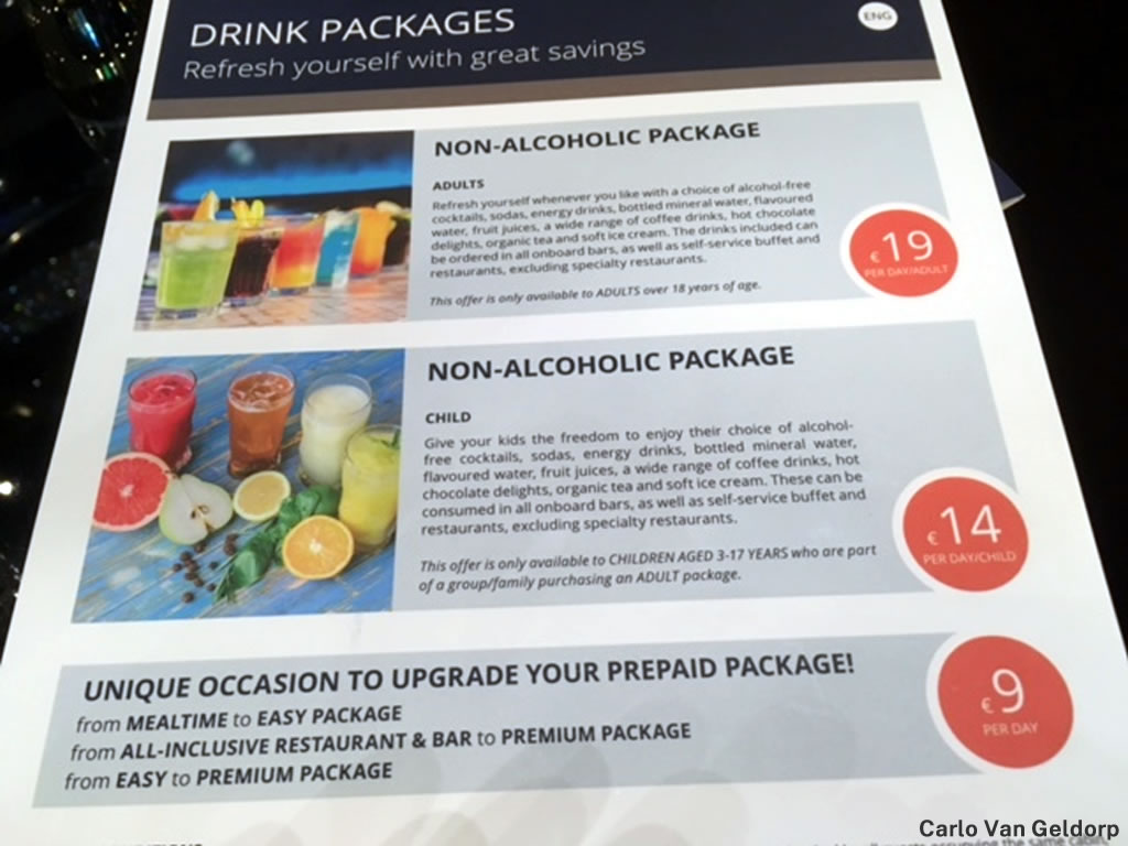MSC Cruises Drinks Packages: Go All Inclusive Or Not